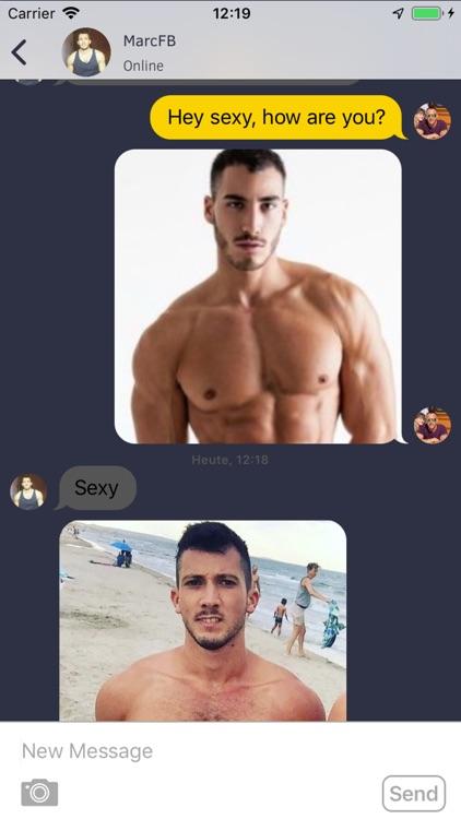 Gay Hookup & Dating - nextBoy screenshot-4