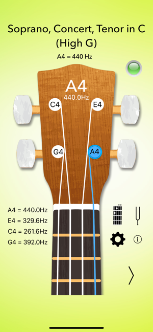 Ukulele Tuner and Chords on the App Store