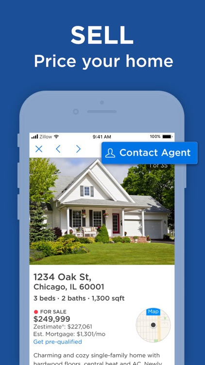 Zillow: Houses For Sale & Rent screenshot-2