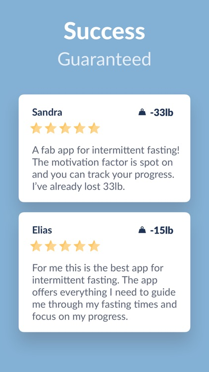 Fastic - Fasting App screenshot-8