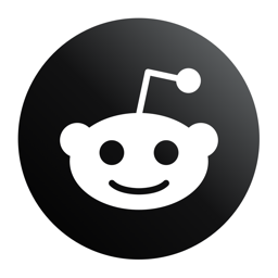 Ícone do app Reddit