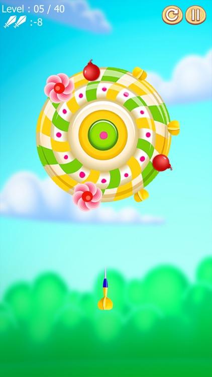 Dart Hit Candy screenshot-4