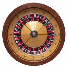 Number Roulette Wheel