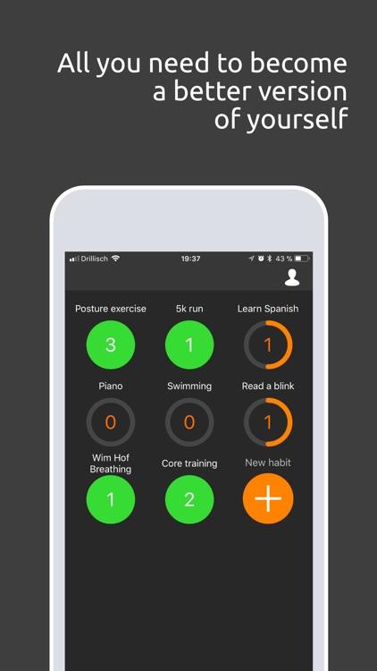 uploop - habit tracking screenshot-0