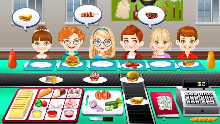 BBQ Restaurant Rush