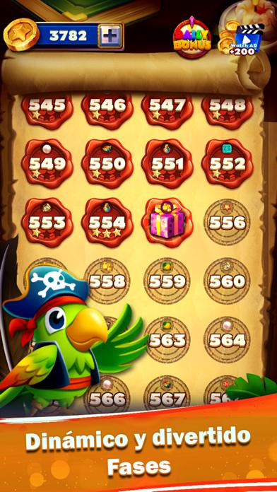 Jewels Fantasy Legend - Match3Captura de pantalla de4