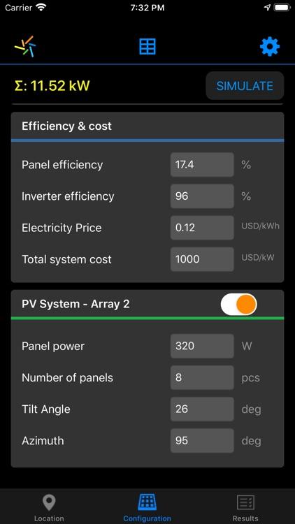 My Solar Panel screenshot-3