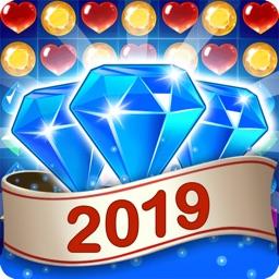 Gems & Jewels - Match 3 Games