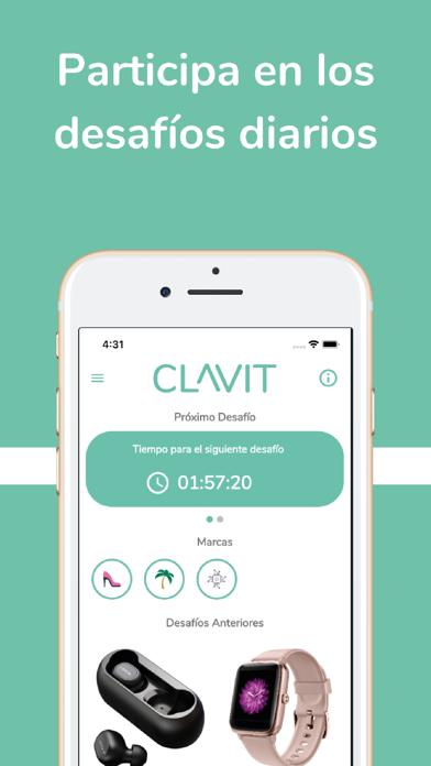 Clavit - ¡Acierta y gana!Captura de pantalla de2