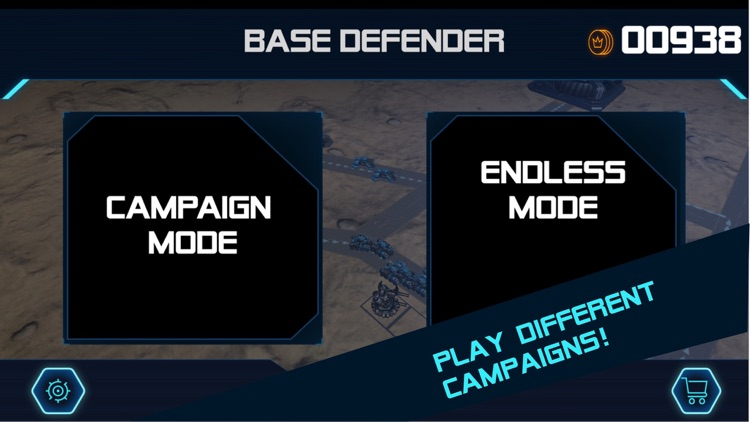 Base Defender Tower Defense screenshot-3