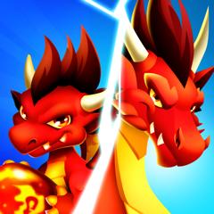 Dragon City: collect cute pets