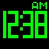 デジタル時計(シンプル) - iPhoneアプリ