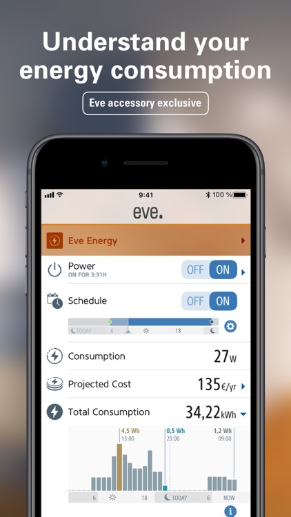 Eve for HomeKit screenshot-8