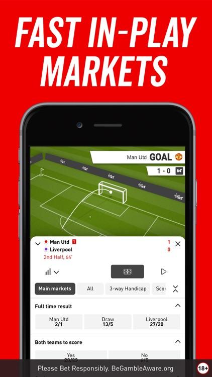Virgin Bet: Sports Betting App