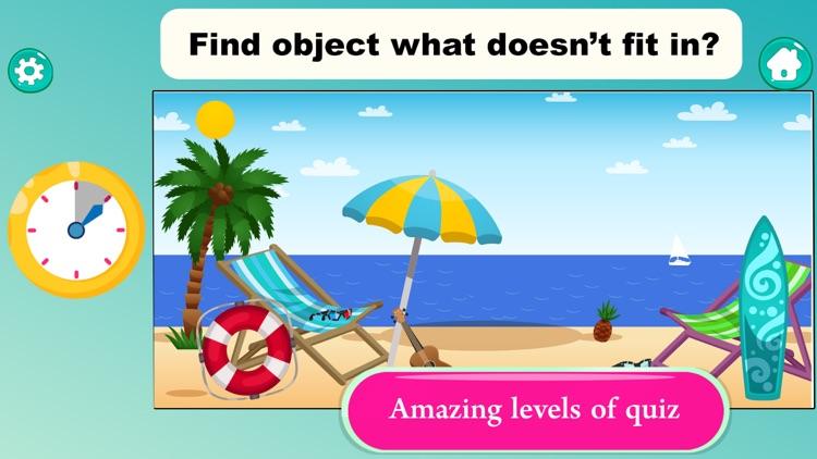Brain Quiz IQ Tricky Puzzles screenshot-3