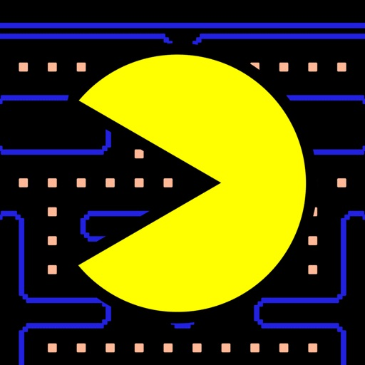 PAC-MAN free software for iPhone and iPad