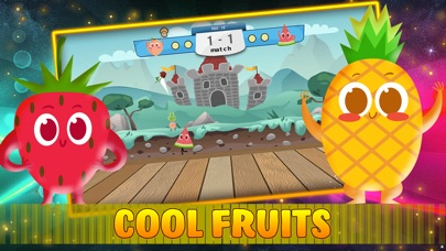 Screenshot for Fruit Sport:Play With The Ball in Singapore App Store