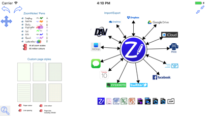 messages.download ZoomNotes Lite software
