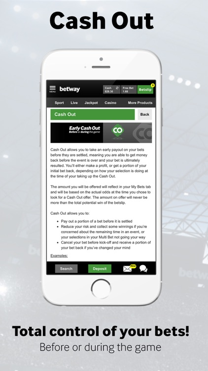 Betway Sport Betting screenshot-3