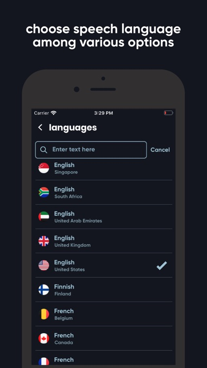 Dictation - Dictate Text screenshot-3
