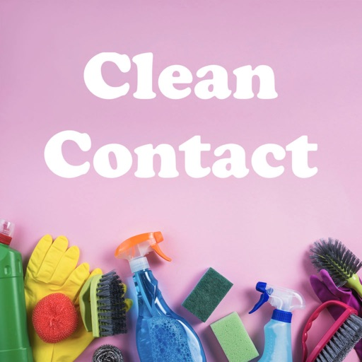 Master Clean Duplicate Contact