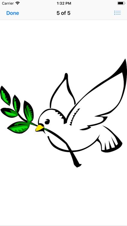 A Symbol of Peace screenshot-5