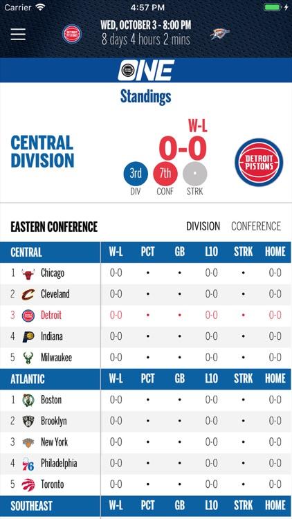 Detroit Pistons screenshot-6