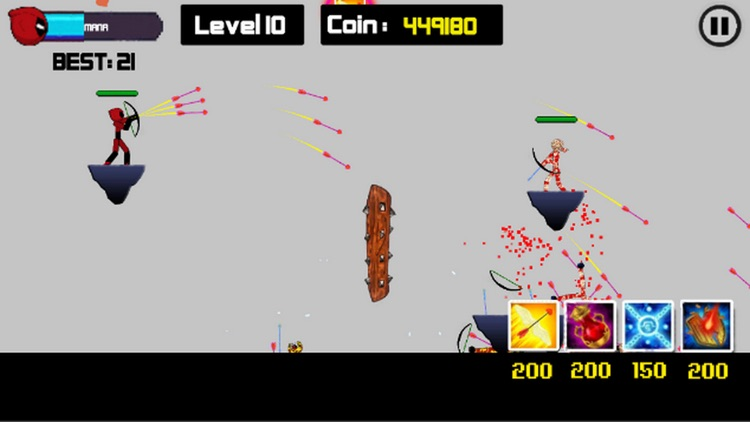 Stick War: Stickman Fight screenshot-4