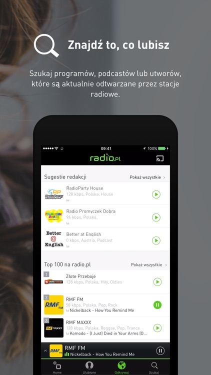 radio.pl - Radio internetowe screenshot-4