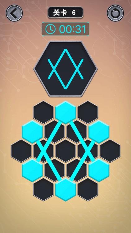 谜团点线 - 单机版益智力烧脑小游戏