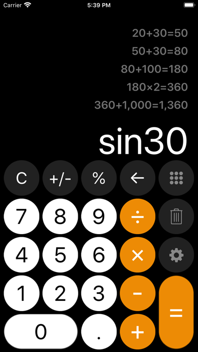 messages.download Calculatrice avec Historique + software
