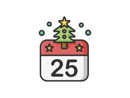 Christmas Flat Stickers Pro