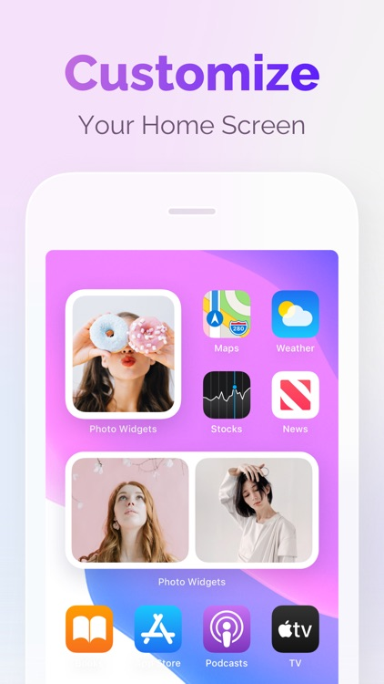 Photo Widget: Photo for Home screenshot-4