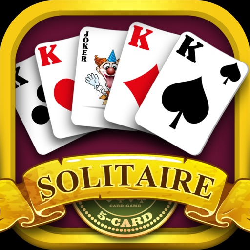 5-Card Solitaire: Match Cards