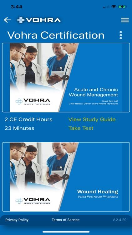 Vohra Wound Care screenshot-4