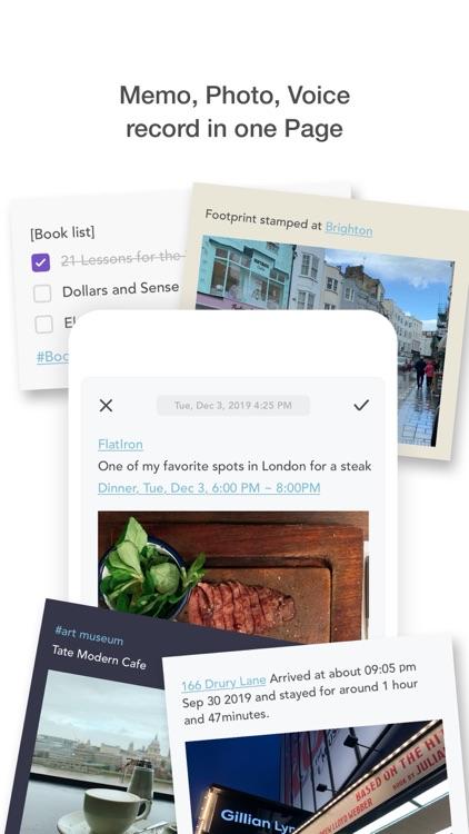 DigitalPage - Intelligent Memo screenshot-0