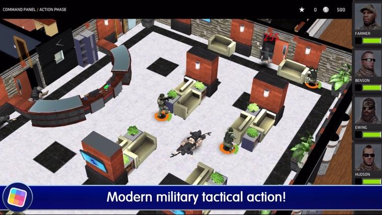 Breach & Clear: Tactical Ops screenshot-4