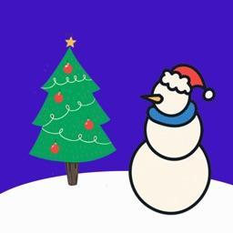 Merry Christmas stuff emoji