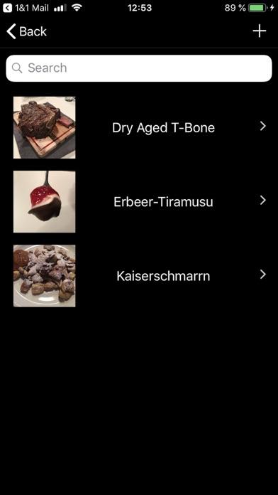 myCookBook app image
