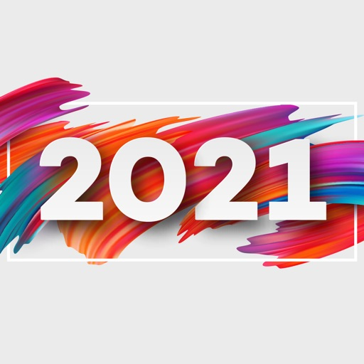 New Year 2021 Stickers!