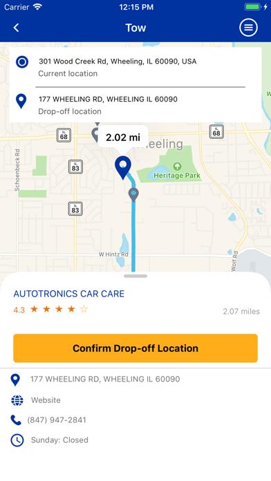 点击获取Verizon Roadside Assistance