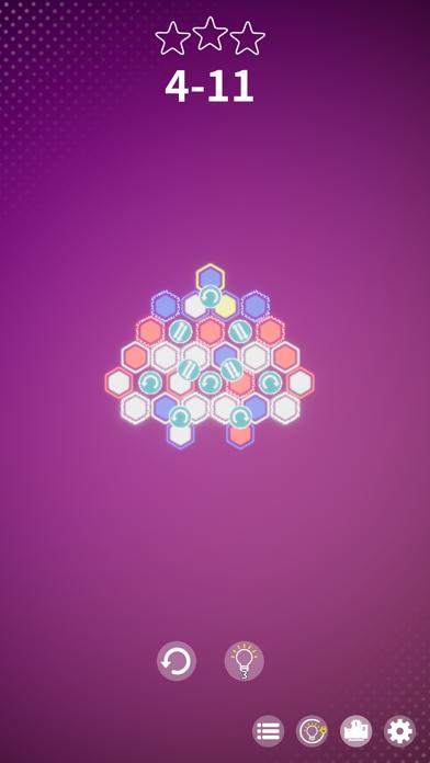 FlatCube : 2D RotationPuzzle紹介画像8