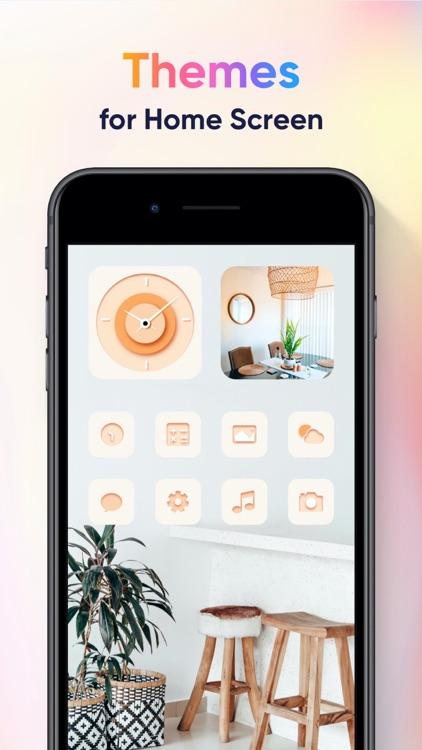 Widget+ Custom HomeScreen screenshot-4