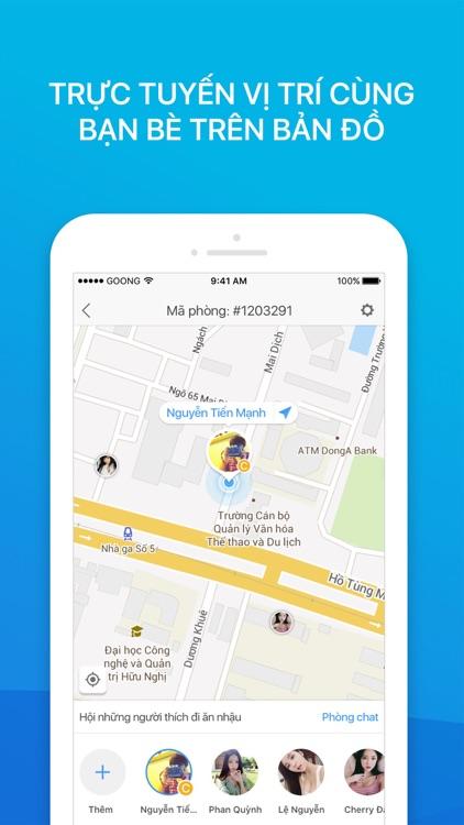 Goong - Maps & Navigation screenshot-5