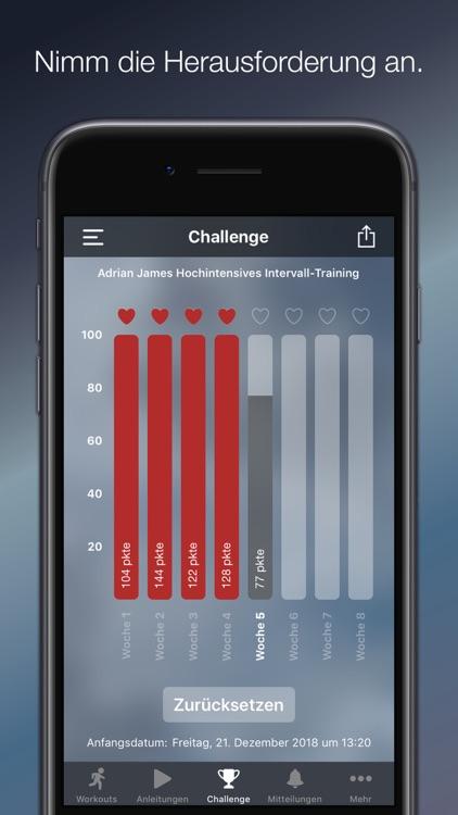 Adrian James: HIIT (DE) screenshot-5