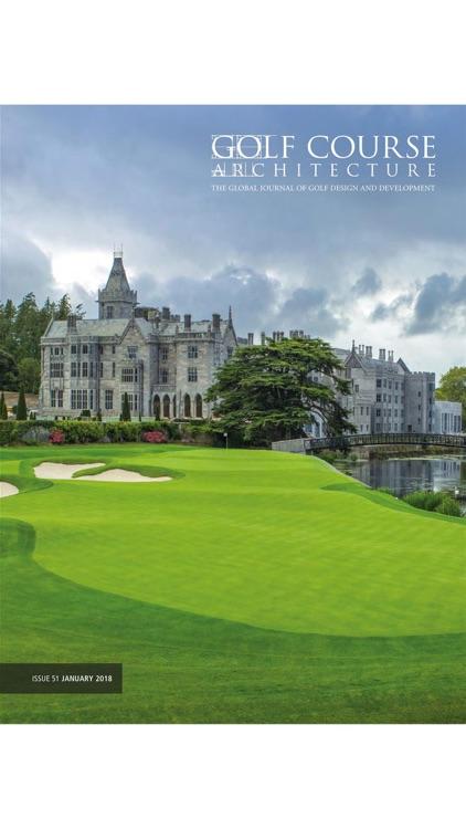 Golf Course Architecture screenshot-4