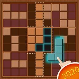 Wood Puzzle Sudoku 99