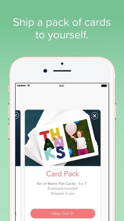 Ink Cards: Send Custom Cards screenshot-4