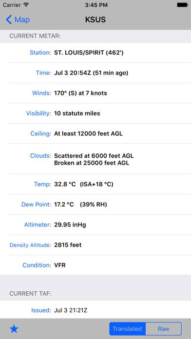 Flight Weatherのおすすめ画像3