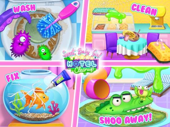 Sweet Baby Girl Hotel Cleanup screenshot 12